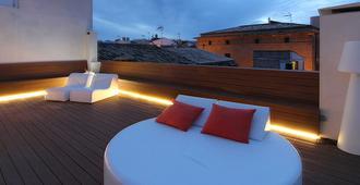 阿尔库迪亚小酒店 - 室内观光 - 阿尔库迪亚 - 阳台