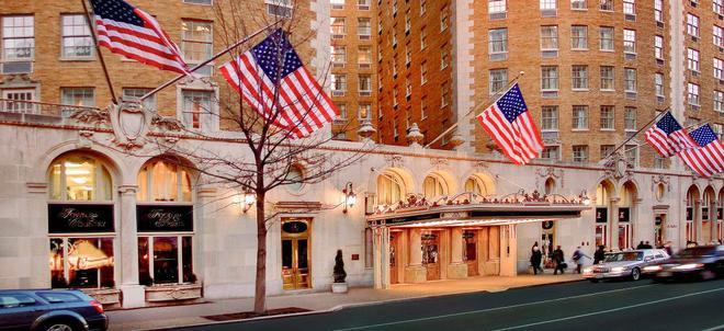 华盛顿特区五月花万丽酒店 - 华盛顿 - 建筑