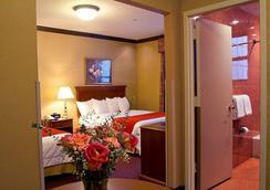 牛顿酒店 - 纽约 - 睡房