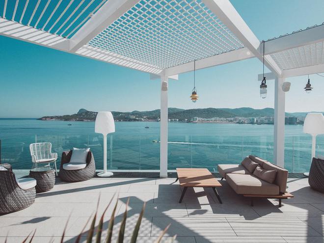 伊比萨艾梅尔海滩酒店 - 圣安东尼奥 - 露天屋顶