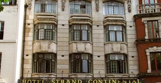 斯特昂德大陆旅舍 - 伦敦 - 建筑