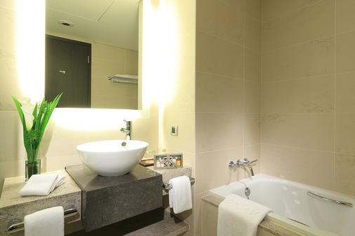 台北美仑大饭店 - 台北 - 浴室