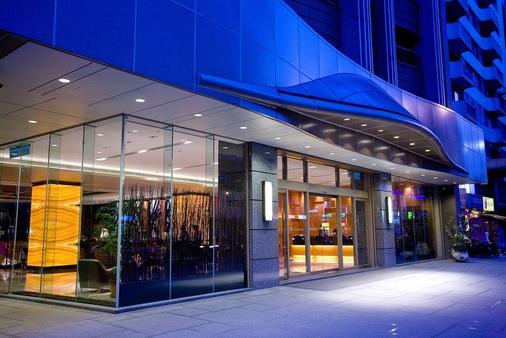 台北美仑大饭店 - 台北 - 建筑
