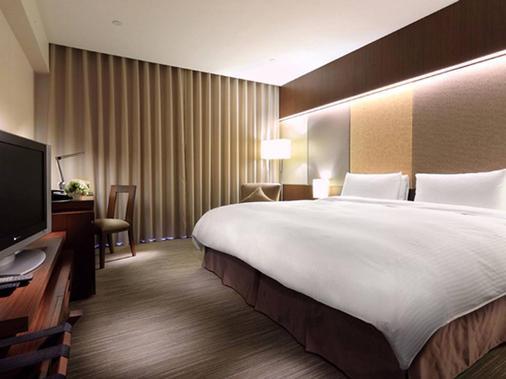 台北美仑大饭店 - 台北 - 睡房