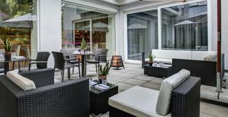 维也纳华美达套房酒店 - 维也纳 - 露台