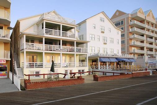 雄伟酒店和公寓 - 大洋城 - 建筑