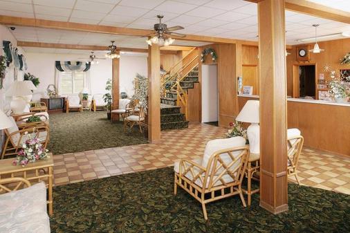 雄伟酒店和公寓 - 大洋城 - 大厅
