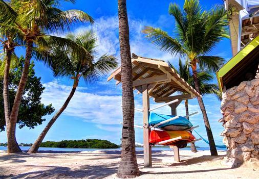 宜必思海湾度假酒店 - 基韦斯特 - 海滩