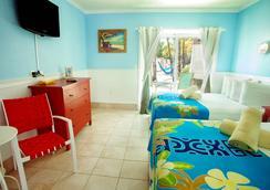 宜必思海湾度假酒店 - 基韦斯特 - 睡房