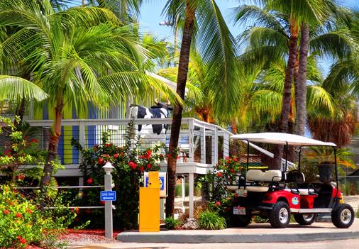 宜必思海湾度假酒店 - 基韦斯特 - 户外景观
