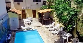 马拉卡纳昆塔青年旅舍 - 里约热内卢 - 游泳池
