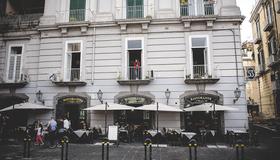 4 号斯塔吉奥尼但丁民宿套房酒店 - 那不勒斯 - 建筑