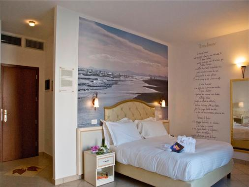 索文纳酒店 - 里米尼 - 睡房