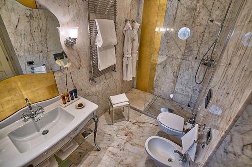 朗拉德宫殿酒店 - 威尼斯 - 浴室