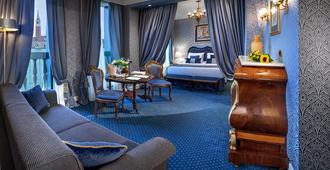 朗拉德宫殿酒店 - 威尼斯 - 睡房