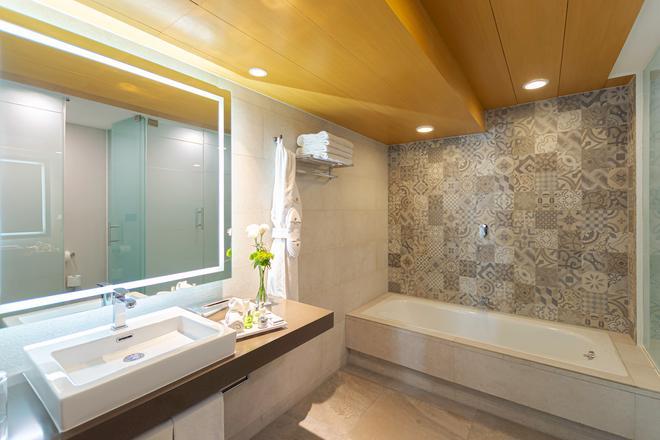 Nh系列墨西哥城历史中心酒店 - 墨西哥城 - 浴室