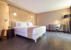 Nh系列墨西哥城历史中心酒店 - 墨西哥城 - 睡房