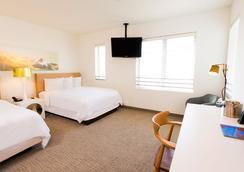 南海滩斯泰尔斯酒店 - 迈阿密海滩 - 睡房