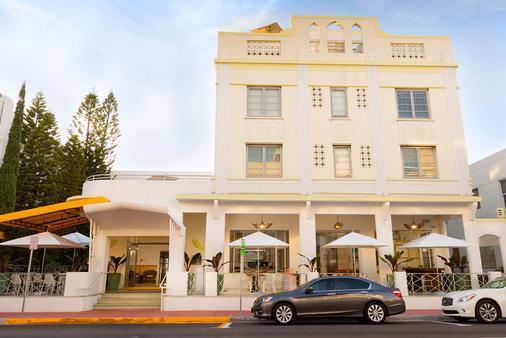 南海滩斯泰尔斯酒店 - 迈阿密海滩 - 建筑