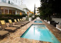 南海滩斯泰尔斯酒店 - 迈阿密海滩 - 游泳池