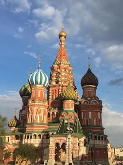莫斯科普通酒店 - 莫斯科 - 景点