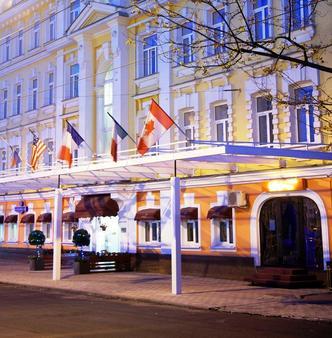 莫斯科普通酒店 - 莫斯科 - 建筑