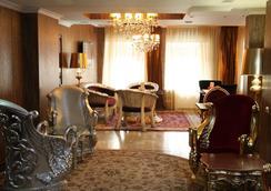 莫斯科普通酒店 - 莫斯科 - 休息厅