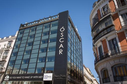 奥斯卡媒介酒店 - 马德里 - 建筑