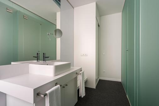 奥斯卡媒介酒店 - 马德里 - 浴室
