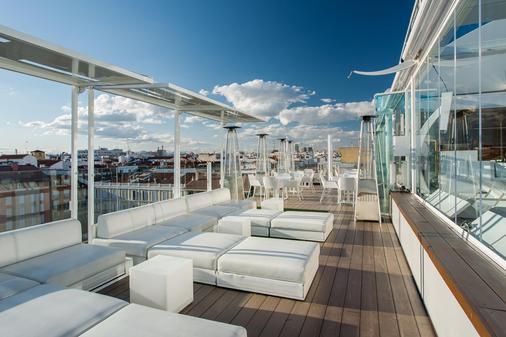 奥斯卡媒介酒店 - 马德里 - 露天屋顶