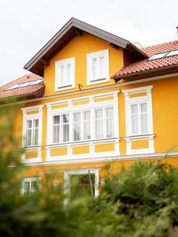 达斯格伦博斯特酒店赛科尼公寓式酒店 - 萨尔茨堡 - 建筑