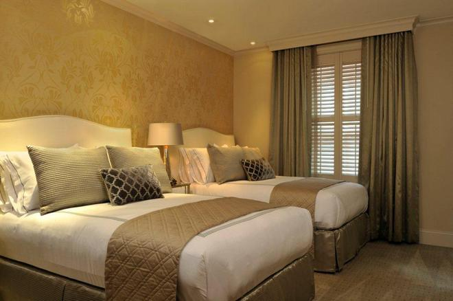 威力塔斯酒店 - 剑桥 - 睡房