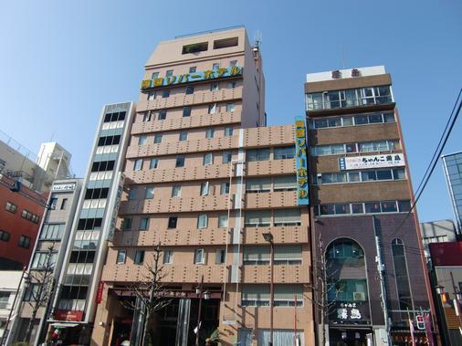 两国川酒店 - 东京 - 建筑