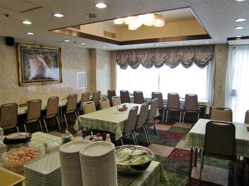 两国川酒店 - 东京 - 自助餐