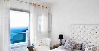 贝尔维德酒店 - 菲罗斯特法尼 - 睡房