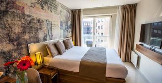 挪威酒店 - 奥斯陆 - 睡房