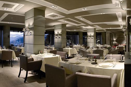 勒克兰斯水疗酒店 - 克朗-蒙大拿 - 宴会厅