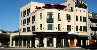 港口镇河流酒店 - 孟菲斯 - 建筑