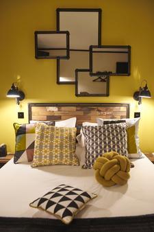 因诺瓦酒店 - 巴黎 - 睡房