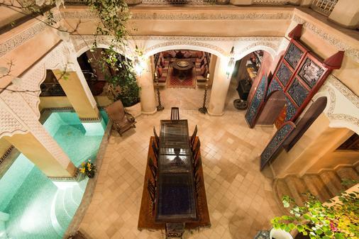 里亚德洛斯亚摩洛哥传统庭院住宅 - 马拉喀什 - 建筑