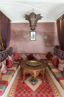 里亚德洛斯亚摩洛哥传统庭院住宅 - 马拉喀什 - 门厅