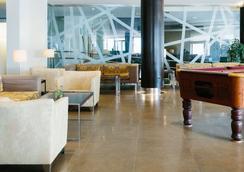 阿鲁尔苏尔仅限成人酒店 - 马略卡岛帕尔马 - 休息厅