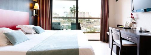 阿鲁尔苏尔仅限成人酒店 - 马略卡岛帕尔马 - 睡房