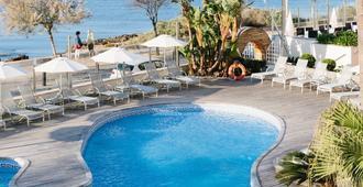 阿鲁尔苏尔帕尔马仅限成人酒店 - 马略卡岛帕尔马 - 游泳池