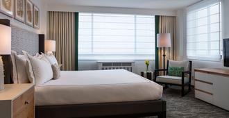 萨瓦套房酒店 - 华盛顿 - 睡房