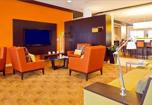 迈阿密西/佛罗里达州收费公路万怡酒店 - 多拉 - 大厅