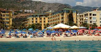 克列奥帕特拉德里姆斯海滩酒店 - 阿拉尼亚 - 建筑