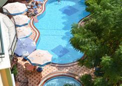 克列奥帕特拉德里姆斯海滩酒店 - 阿拉尼亚 - 游泳池