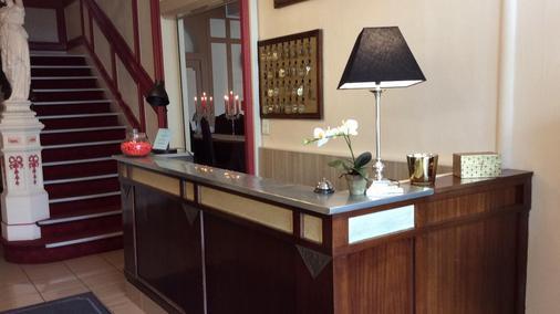 Hotel De La Paix - 里摩日 - 柜台