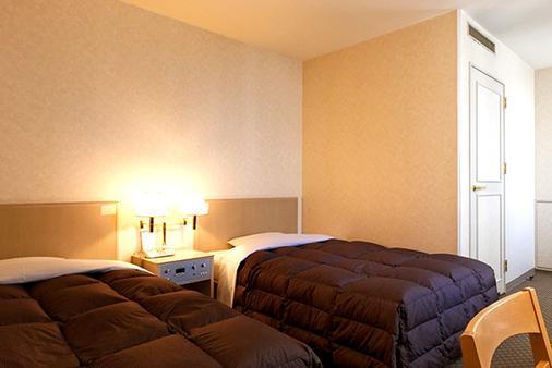 博多中洲华盛顿酒店 - 福冈 - 睡房